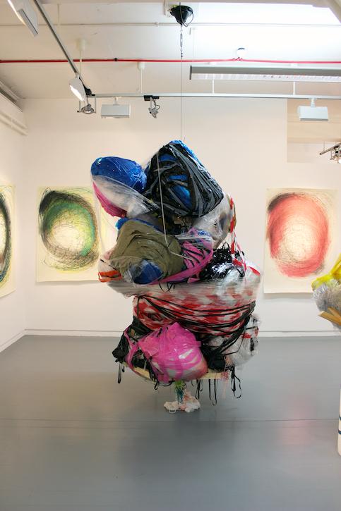 Installation by Nnena Kalu for Glasgow International