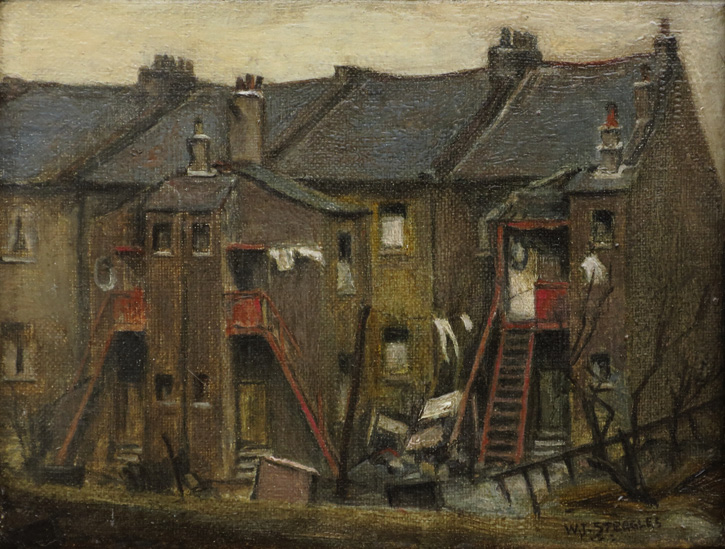 Old Houses, Bethnal Green