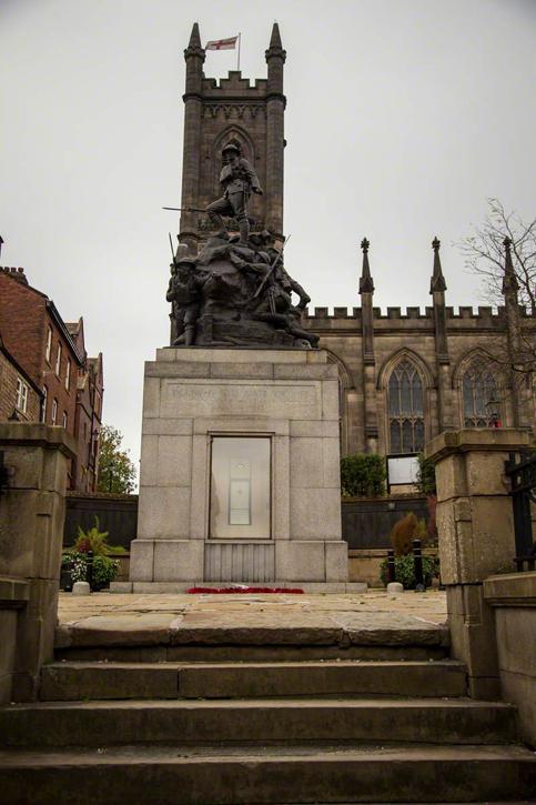 Albert Toft (1862–1949), Yorkshire Street, Oldham, Greater Manchester