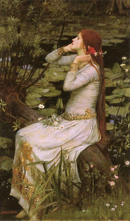 1894, oil on canvas by John William Waterhouse (1849–1917)