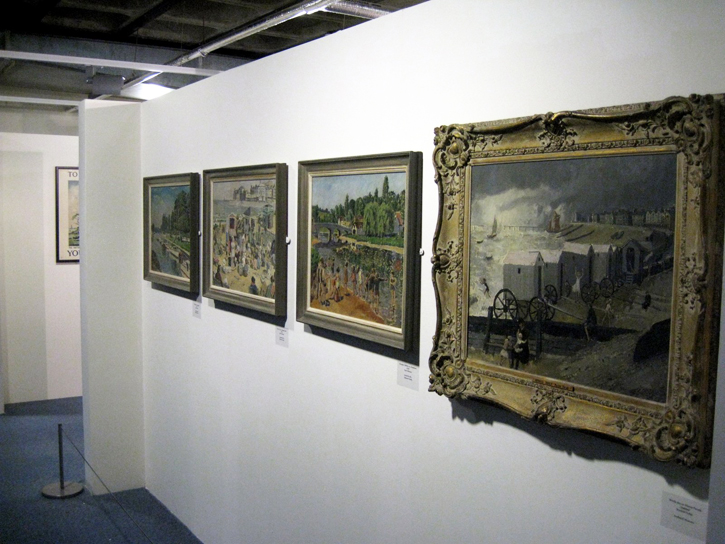 'Out of the City' exhibition at Beecroft Art Gallery