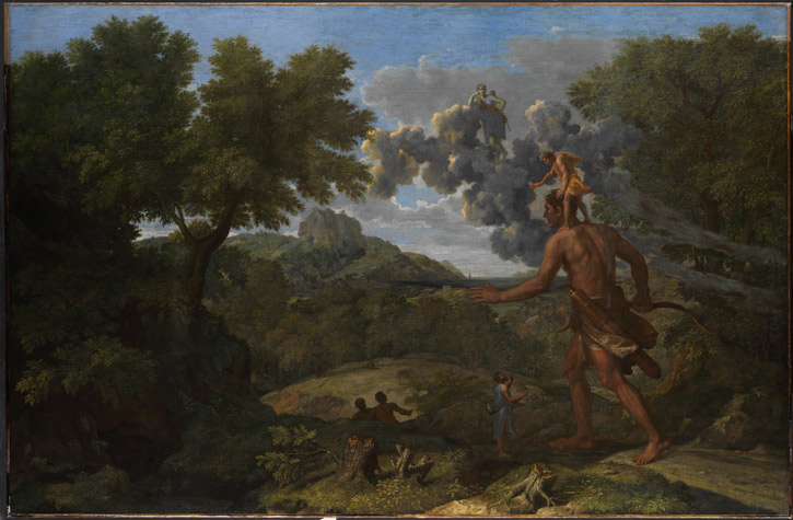 1658, oil on canvas by Nicolas Poussin (1594–1665)