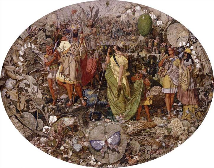 Contradiction: Oberon and Titania