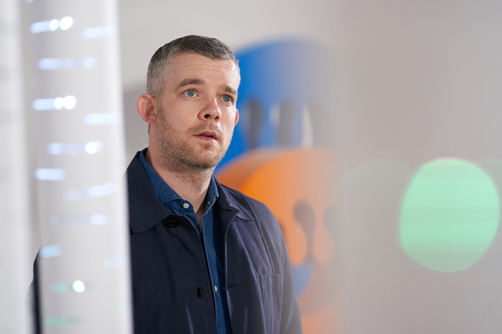 Guest judge Russell Tovey
