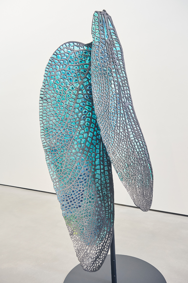 Sculpture by Saad Qureshi