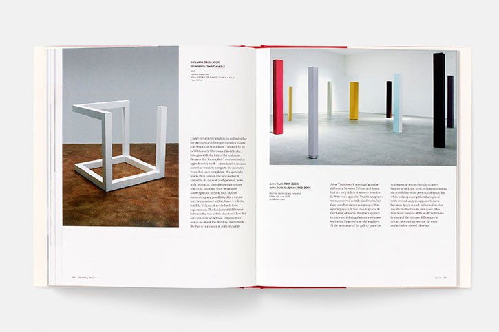 Explore books on 3D art, such as Phaidon's 'The Elements of Sculpture'