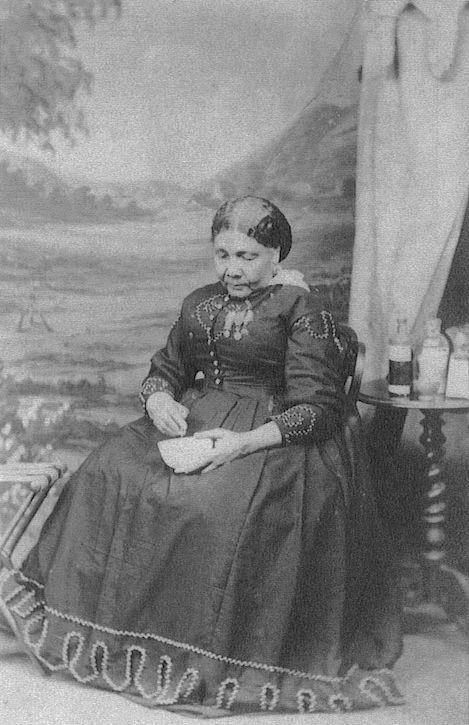 Mary Seacole (1805–1881)
