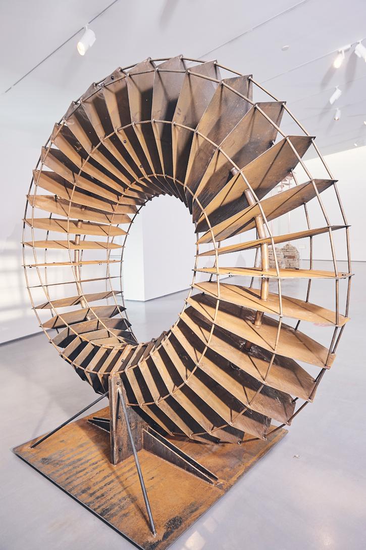 Sculpture by Steven Anwar