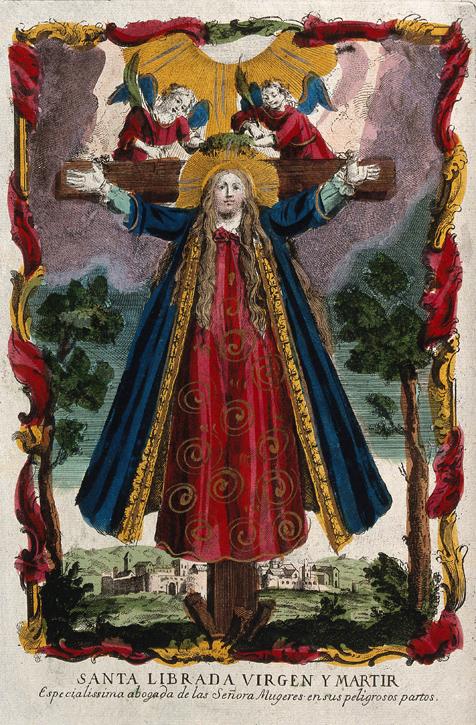 Saint Liberata (Uncumber, Wilgefortis)