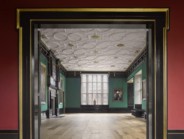 Charterhouse's Great Chamber