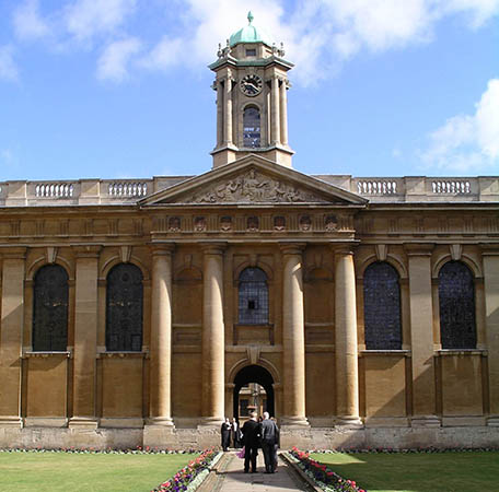 The Queen's College, University of Oxford
