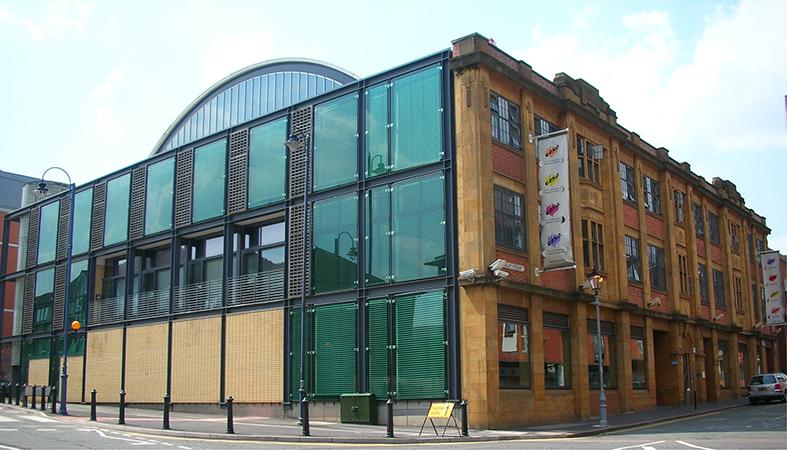 City of Birmingham Symphony Orchestra Centre