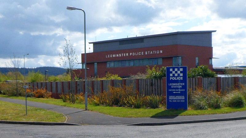 Leominster Police Station