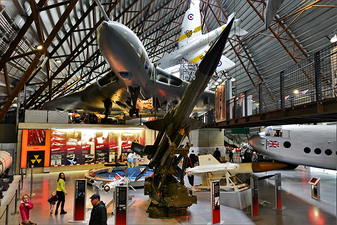Royal Air Force Museum, Cosford