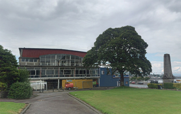 Library Headquarters, Dunoon