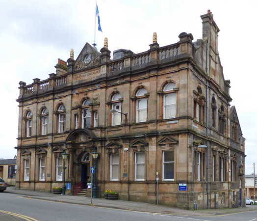 Oban Municipal Buildings