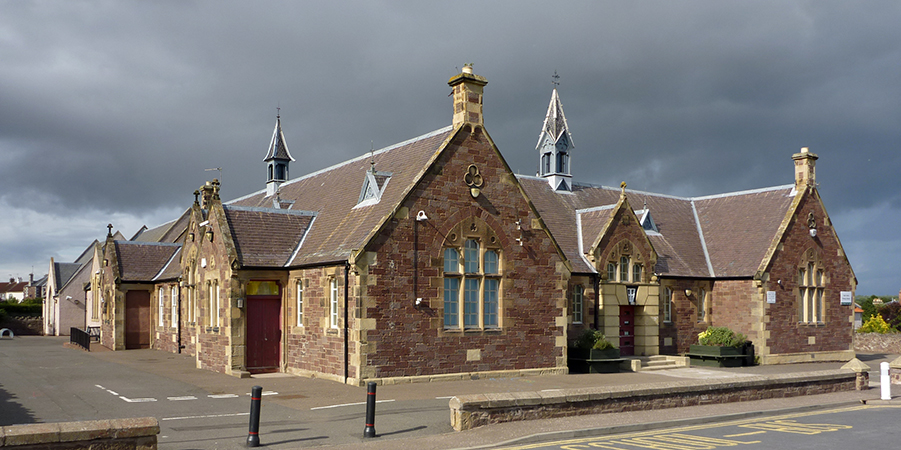 East Linton Library | Art UK