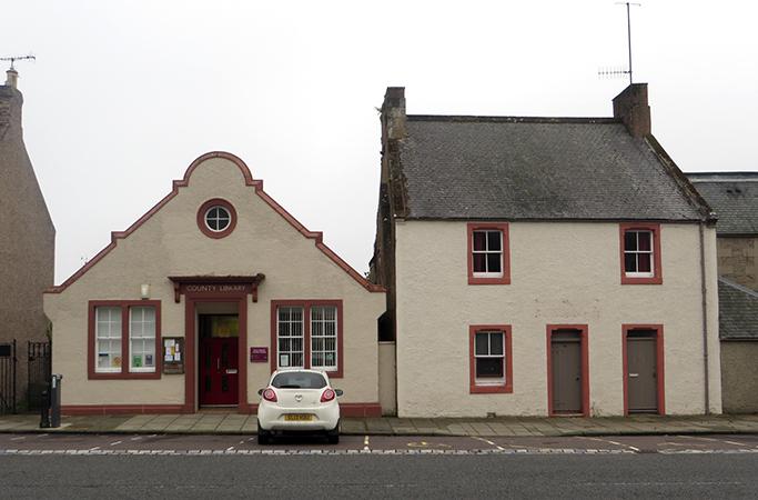 Duns Area Museum Office