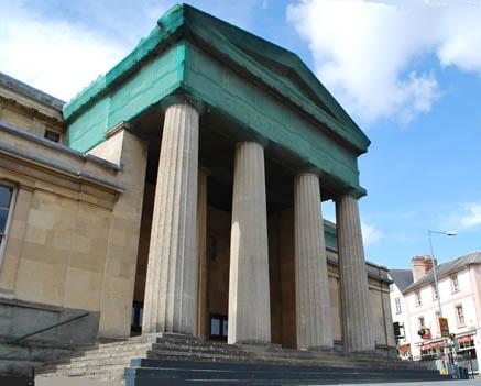 Brecknock Museum and Art Gallery