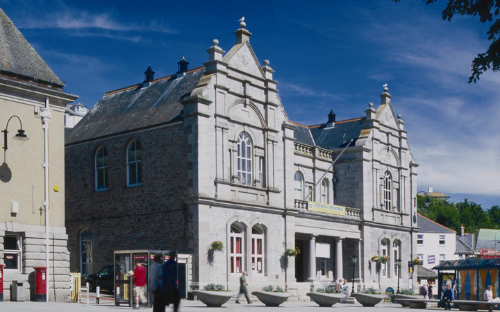 Falmouth Town Council Municipal Buildings