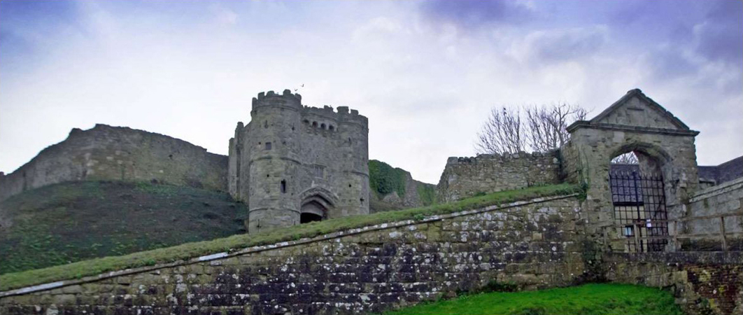 English Heritage, Carisbrooke Castle