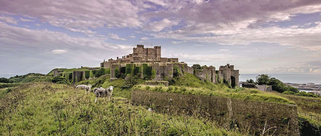 English Heritage, Dover Castle