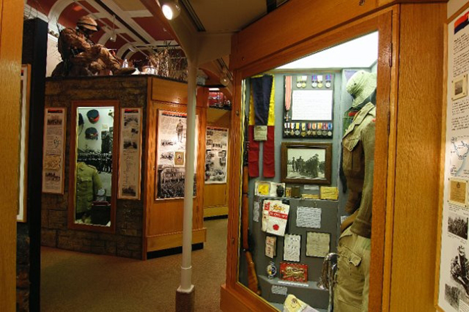 King's Own Royal Regiment Museum