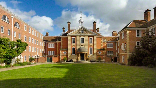 Lady Margaret Hall, University of Oxford