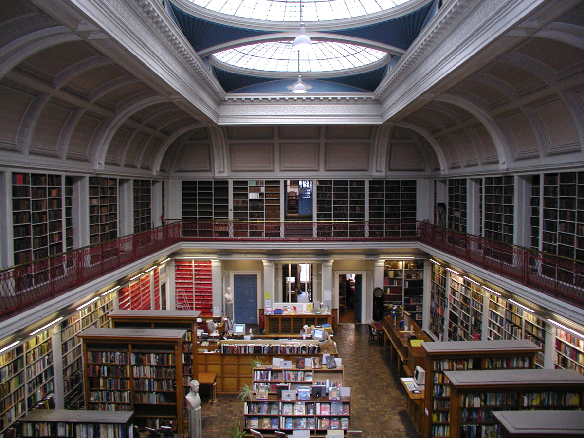 The Literary & Philosophical Society of Newcastle
