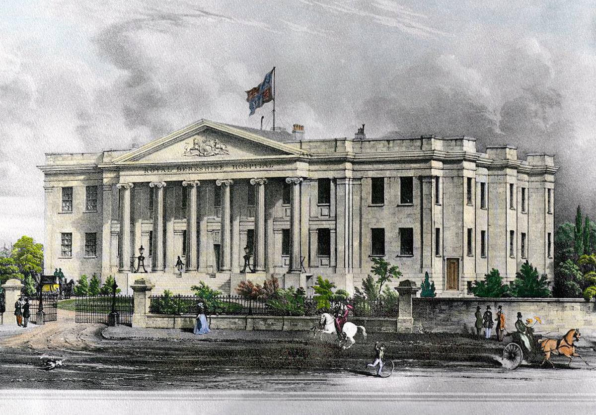 The Royal Berkshire Hospital