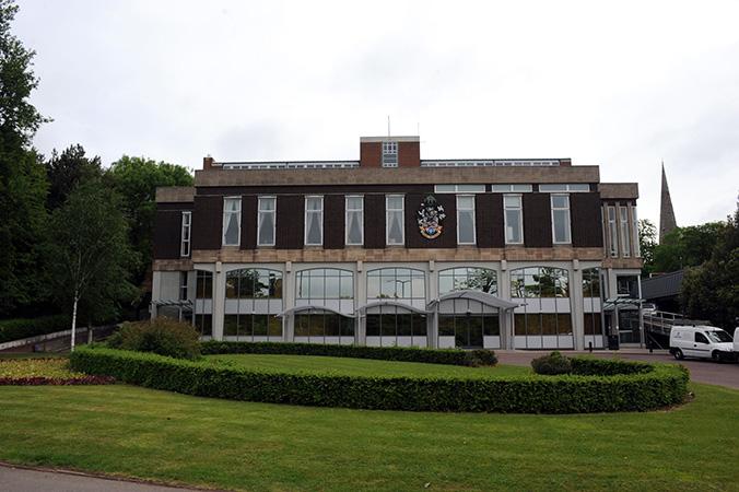 Solihull Metropolitan Borough Council, Mayor's Parlour
