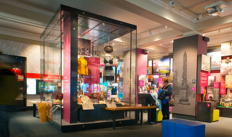 Experience Barnsley Museum and Discovery Centre
