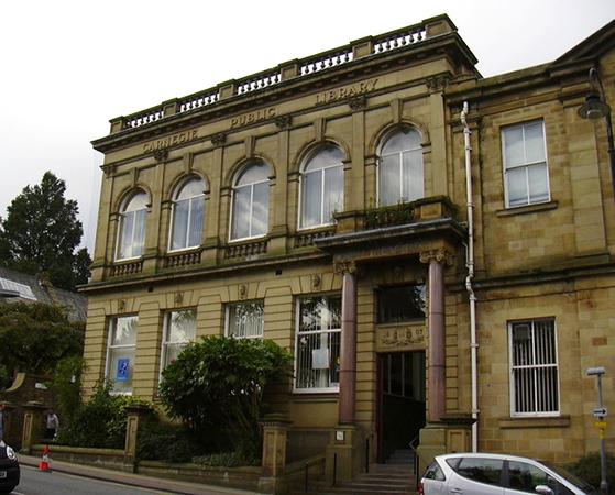 Accrington Library