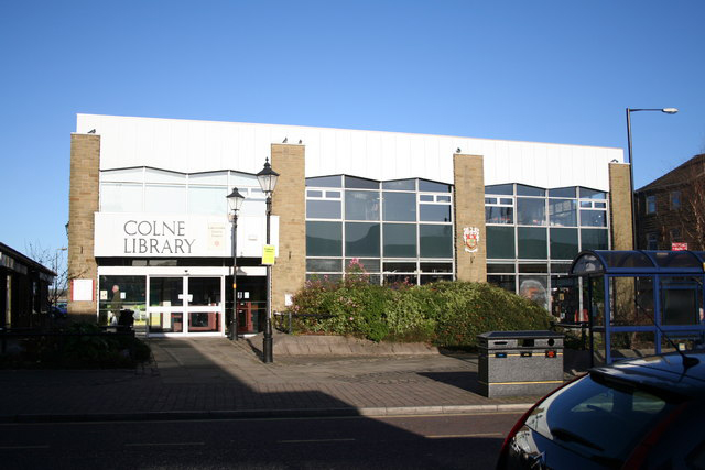 Colne Library