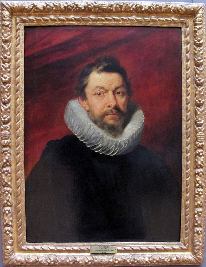 Who Is This Man Painted By Rubens Discussions Art Detective - Emil de leon solve impossible puzzle