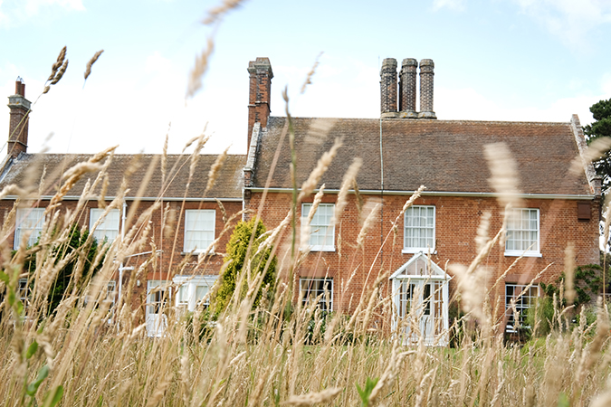 The Red House, Aldeburgh