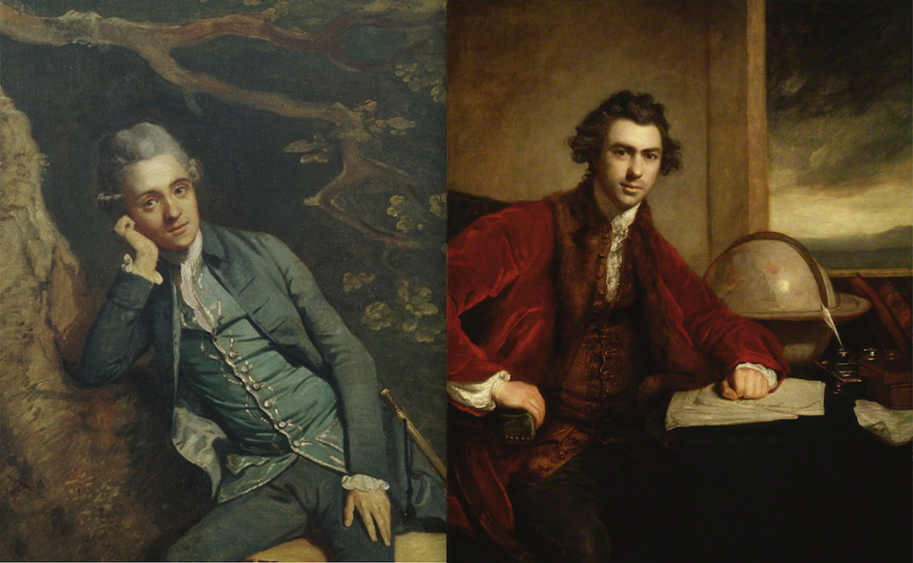 Can you help us identify the sitter and the artist of this portrait