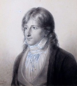 Portrait of Francois Gerard