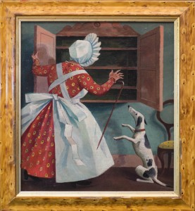 Old Mother Hubbard (may also be known as A Children's Picture)