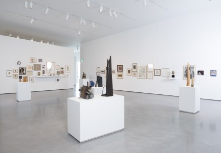 Installation shot of The Tim Sayer Bequest: a Private Collection Revealed