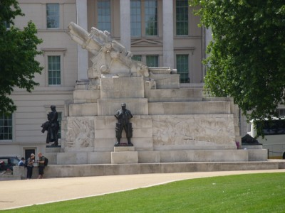 Royal Artillery Memorial at Hyde Park Corner, London