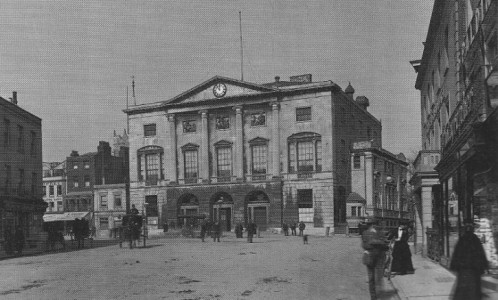 Shire Hall, Chelmsford