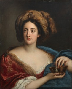 Hortense Mancini, Duchess of Mazarin, as Cleopatra
