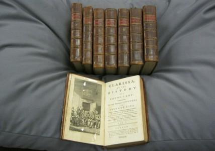 Samuel Richardson's books