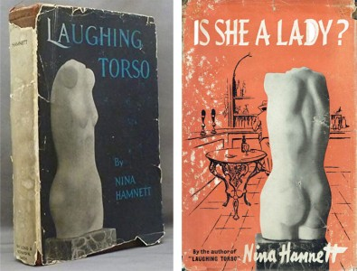 'Laughing Torso: Reminiscences of Nina Hamnett' and 'Is She a Lady?: A Problem in Autobiography'