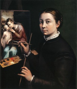 1556, oil on canvas by Sofonisba Anguissola (c.1532–1625)