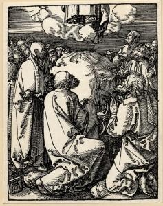 c.1510, woodcut by Albrecht Dürer (1471–1528)