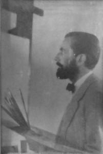 A photograph of Geoffrey Arthur Tibble (1909–1952)
