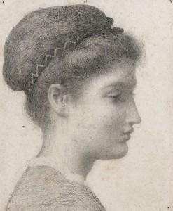 Portrait of Mary Ellen Meredith (1821–1861)