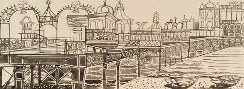 Design for 'Brighton Pier'